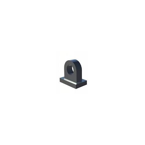 Петля AcriLight ПВХ - ac-lp012-b - chernyj