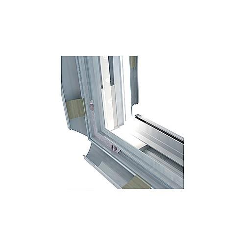 Профиль базовый короб ClicBox 50 мм 2-стор. - cb-ba050-2mf - neokrashennaya