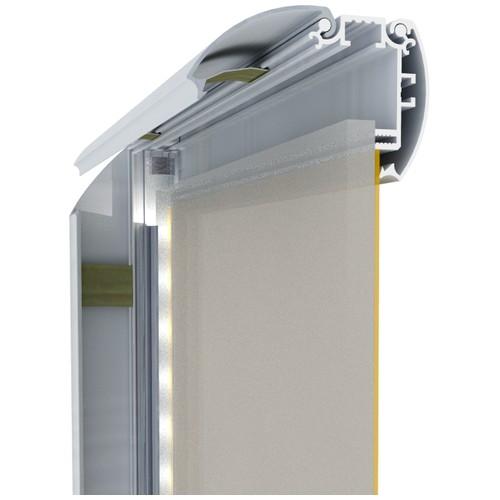 Профиль крышка для световых панелей PanelLight 48 мм - pl-el048-1mf - neokrashennaya - bez-tsveta - 6-1