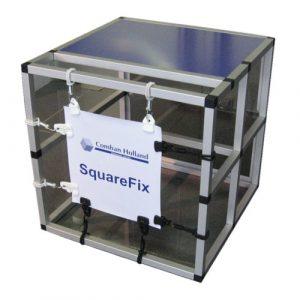 Профиль SQUAREFIX и фурнитура