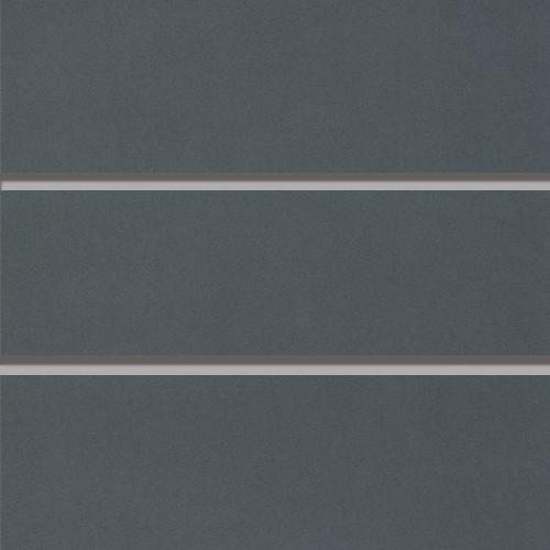 Эконом панель с каркасом - grafit - 1-2x1-8